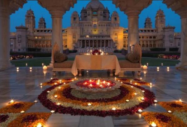 Umaid Bhawan Palace Wedding