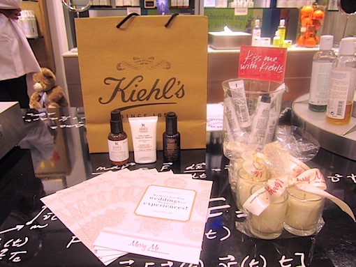 Marry Me & Kiehl's event