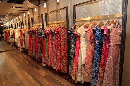 Ritu Kumar Flagship store Mumbai