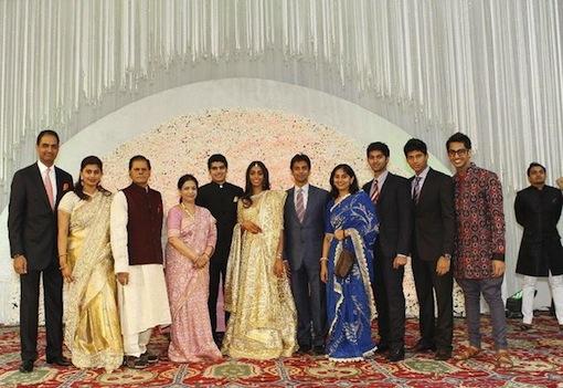 Mallika-Reddy-Wedding
