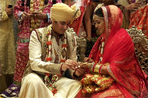 Vineeta Agarwal and Muqit Teja wedding pictures
