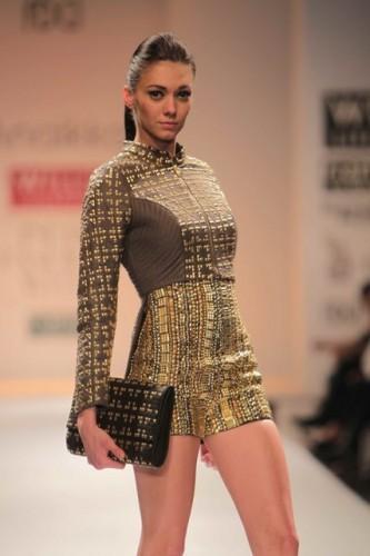 Gaurav Jai Gupta at Wills India Fashion week