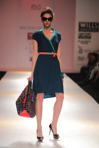 Nachiket Barve  at Wills India Fashion Week