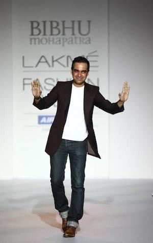 New York designer Bibhu Mohapatra