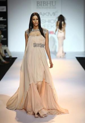 Bibhu Mohapatra at Lakme Fashion Week 2012