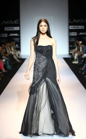 Bibhu Mohapatra collection for Lakme Fashion week