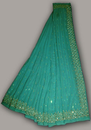 Chiffon and Georgette sarees