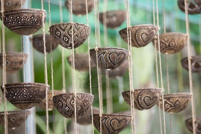 coconut shell craft kerala