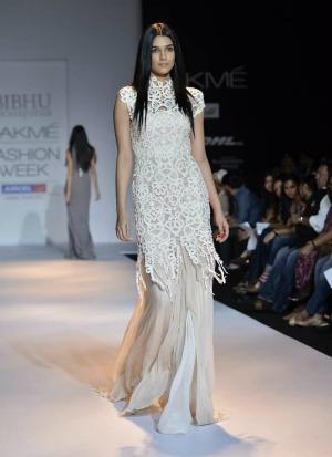 Bibhu Mohapatra collection Lakme Fashion week Mumbai