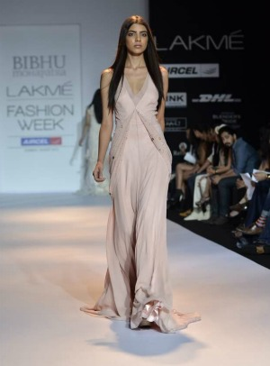 Bibhu Mohapatra collection Lakme Fashion week 2012 India