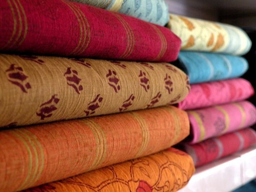 Cotton saree west bengal