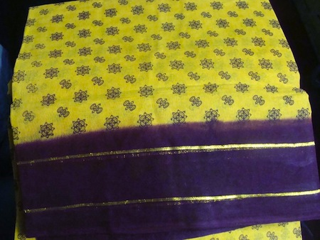 cotton saree from Mumbai