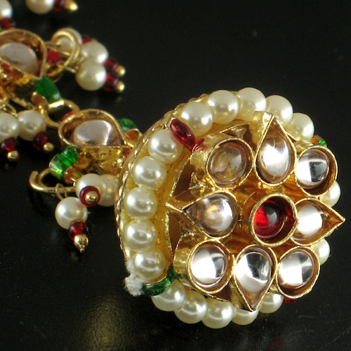 maang tikka - jewelry for Indian brides