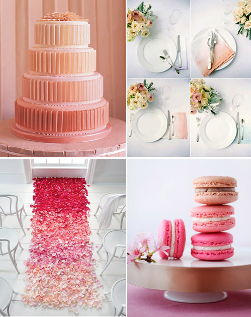 ombreweddingideas By Marry Me Published March 19 2012