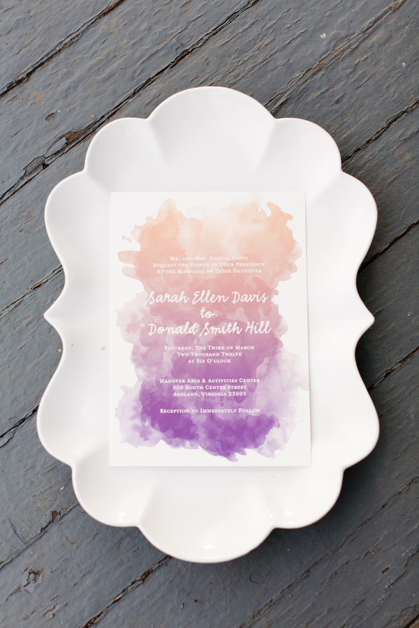 A Multi Color trend for Weddings in 2012