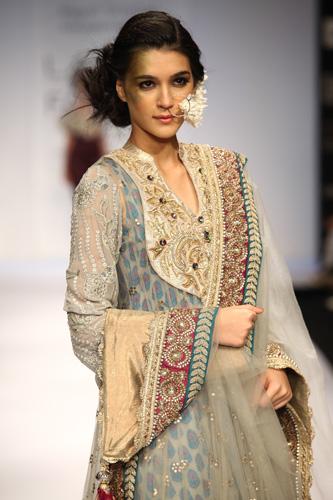 payal singhal collection for Lakme Fashion Week Mumbai, India