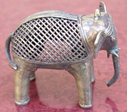 Madhya Pradesh bell metal craft