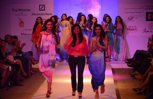 Babita Malkani at Pune Bridal week
