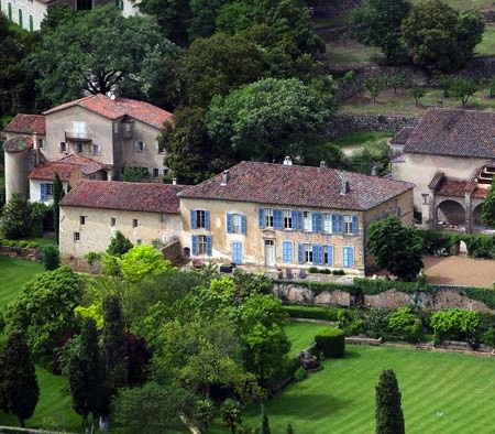 Brangelina wedding venue france estate
