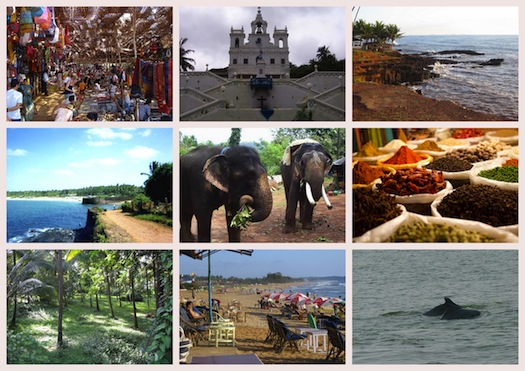 Top 10 things to do in Goa