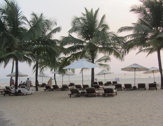 beach in South Goa