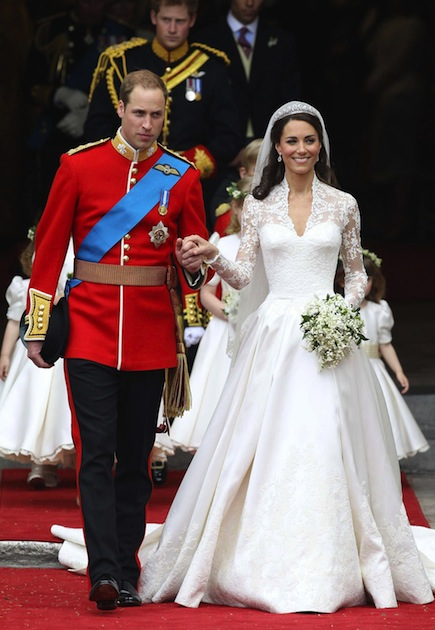 Kate Middleton & prince William Royal wedding