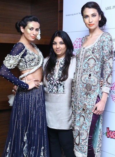 Payal Singhal at Pune Fashion Week 2012