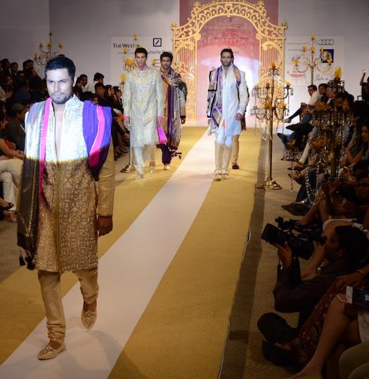 Randeep Hooda at Pune Fashion Week