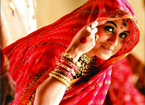 Rani Mukerjee Bollywood bride