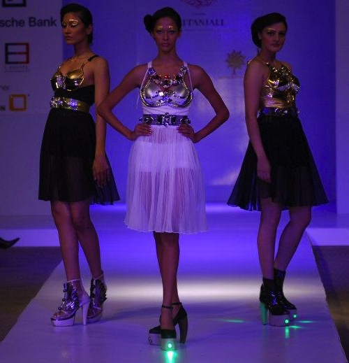 Swapnil Shinde at Pune Fashion Week