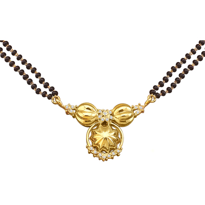 mangalsutra Indian wedding jewelry