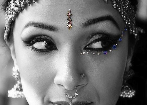nose ring in India