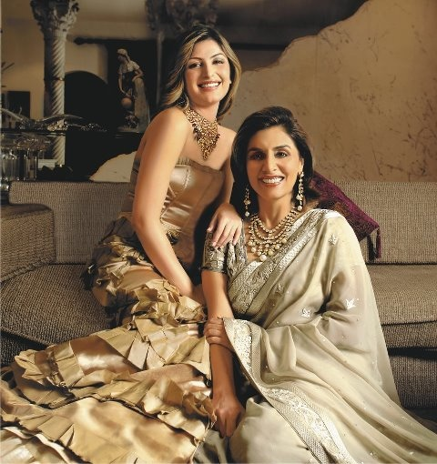 Bollywood mother and daughter