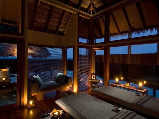 Conrad Maldives Rangali Island honeymoon