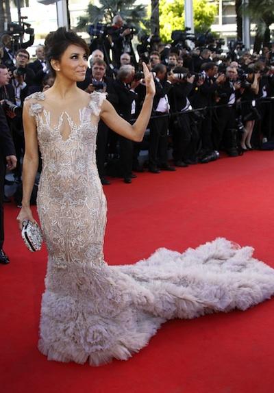 Eva Longoria at Cannes Film Festival 2012
