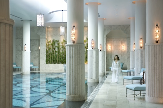 Four Seasons Bosphorus Spa & Hammam for brides to be