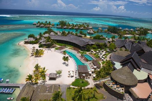 Intercontinental Moorea Resort & Spa – Tahiti
