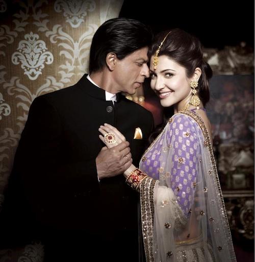 Shah Rukh Khan & Anushka Sharma
