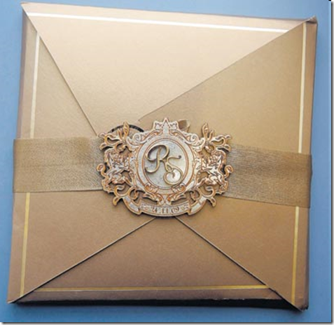 Shilpa Shetty wedding card