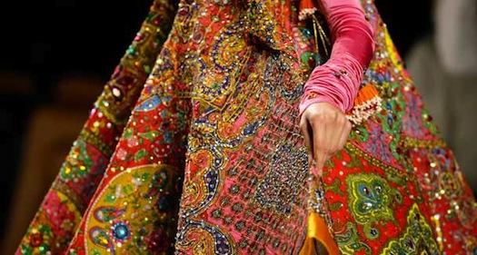 mirror work on clothes -by-designer-deepak-perwani