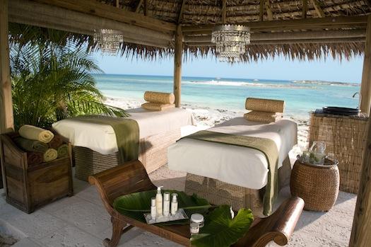 spa honeymoon abroad