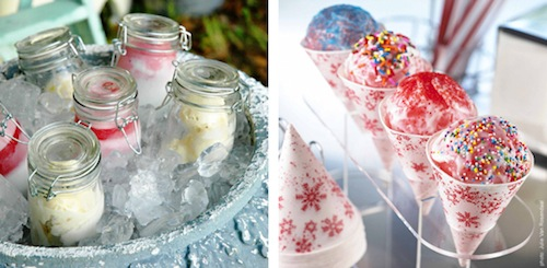 summer desserts for Indian wedding