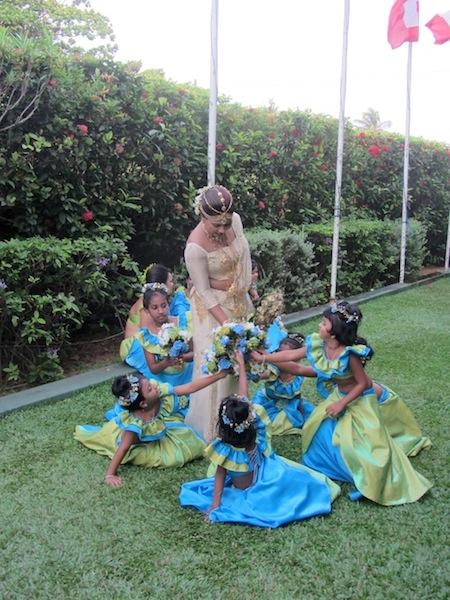 Sri Lankan Celebrity bride