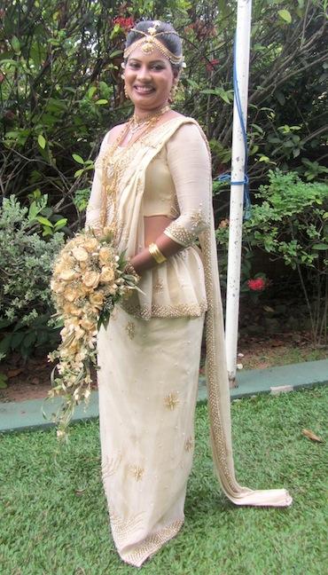 chethana shamilka wedding married