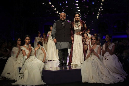 JJ Vallaya at Lakme Fashion Week