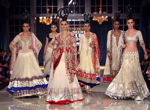 Manish Malhotra Collection at LFW