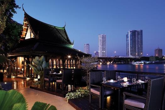 Salathip at Shangri La Bangkok