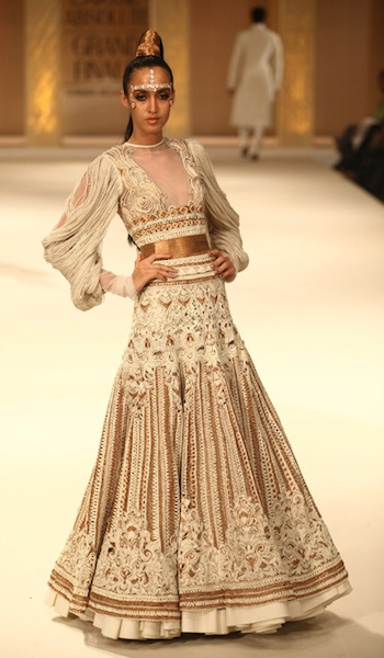 Rohit Bal Colletion at Lakme Fashion Week