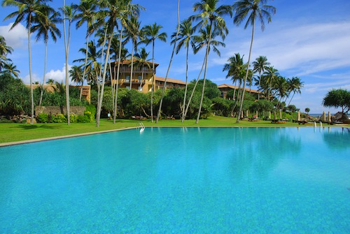 The Second Pool at Jetwing Lighthouse, Negombo
