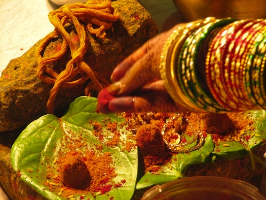 betel leaf used for India wedding
